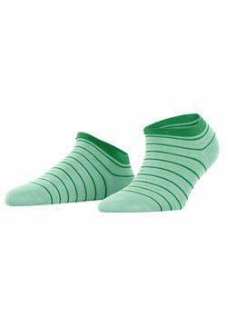 FALKE - STRIPE - Socken - jade
