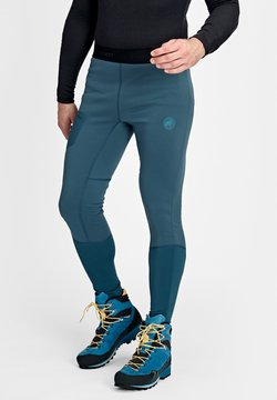 Mammut - ACONCAGUA LONG - Tights - wing teal