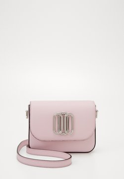 HUGO - PIPER MINI CROSSBODY - Torba na ramię - pink