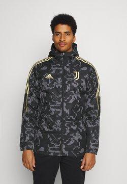 adidas Performance - JUVENTUS TURIN  - Club wear - black/pyrite