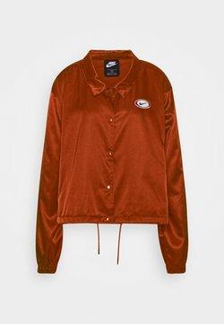 Nike Sportswear - FEMME - Chaqueta fina - firewood orange