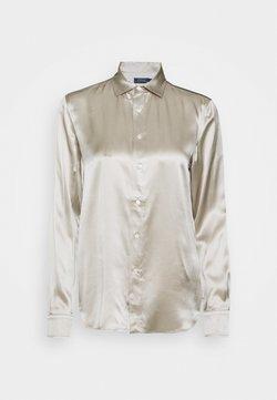 Polo Ralph Lauren - CHARMEUSE - Camicia - taupe grey