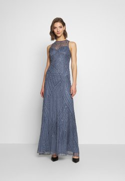 Lace & Beads - RALAH - Occasion wear - dusty blue