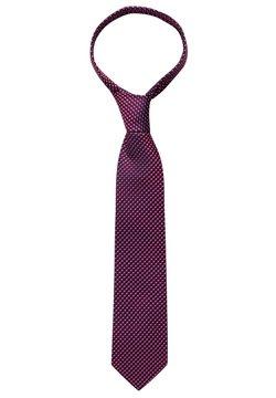 Eterna - Krawatte - blau/rot