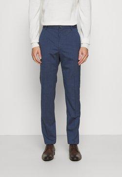 Calvin Klein Tailored - STRETCH PANT - Broek - blue nights