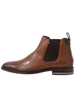 Tommy Hilfiger - SIGNATURE CHELS - Stiefelette - brown