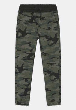 GAP - BOY LIFESTYLE - Verryttelyhousut - green