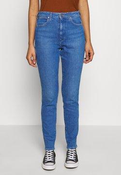 Wrangler - RETRO - Jeans slim fit - montego bay