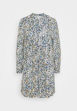 Object Petite - OBJDITSY NELLE DRESS - Robe d'été - blue mirage