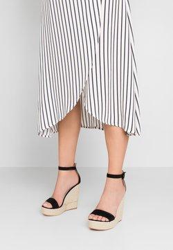 Glamorous - Sandalen met hoge hak - black