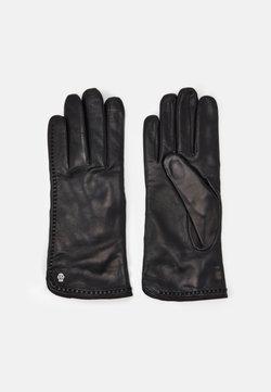 Roeckl - JEKATERINBURG - Fingerhandschuh - black