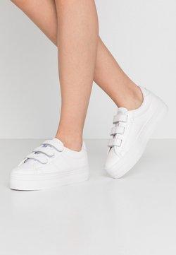 No Name - PLATO STRAPS - Sneakers laag - fox white