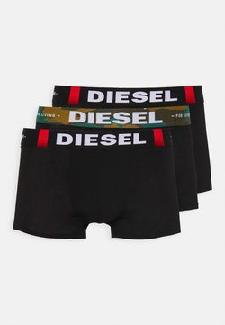Diesel - UMBX-DAMIEN BOXER 3 PACK - Shorty - black