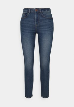 Pieces Petite - PCHIGHFIVE - Jeans Skinny - medium blue denim