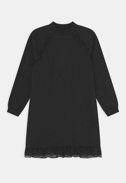 Little Pieces - CHILLI DRESS - Korte jurk - black