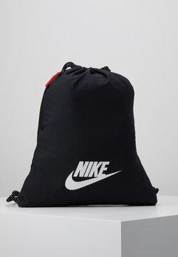 Nike Sportswear - HERITAGE - Reppu - black
