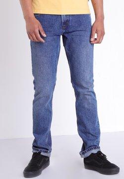 BONOBO Jeans - Jeans Straight Leg - stone blue denim