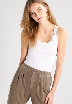 Rosemunde - REGULAR VINTAGE - Toppe - new white