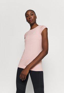 ASICS - RACE SEAMLESS - Camiseta básica - ginger peach
