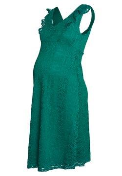 Dorothy Perkins Maternity - OCCASION FIT AND FLARE DRESS - Vestito elegante - green