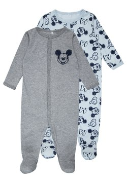 Name it - NBMMICKEY BERT NIGHTSUIT BABY 2 PACK - Pyjama - baby blue