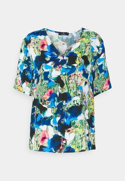 PS Paul Smith - WOMENS - Bluse - navy