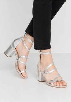 Zign - Sandals - silver