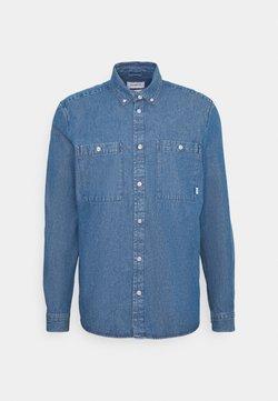 Woodbird - PIKAN  - Shirt - blue