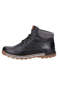 Fretz Men - Veterboots - black