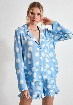 Trendyol - Nachtwäsche Set - blue