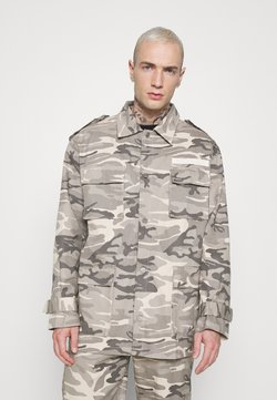 Mennace - COACH JACKET - Summer jacket - brown