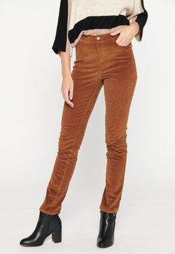 LolaLiza - Broek - havana brown