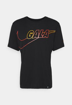 Nike Performance - GALATASARAY DRY TEE GROUND - Fanartikel - black
