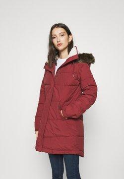 Roxy - ELLIE - Wintermantel - oxblood red