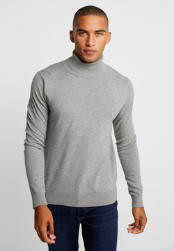 Pier One - Pullover - mottled light grey