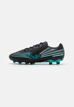 Joma - PROPULSION - Voetbalschoenen met kunststof noppen - black/mint