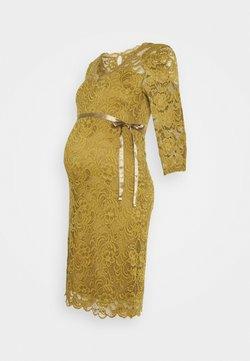 MAMALICIOUS - MLMIVANA 3/4 DRESS - Vapaa-ajan mekko - nutria