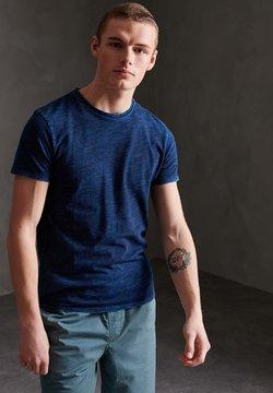 Superdry - T-Shirt basic - indigo texture