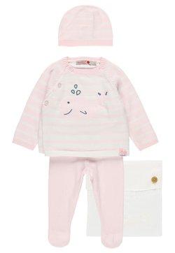 Boboli - PACK STRICK FÜR BABY - Neule - light pink
