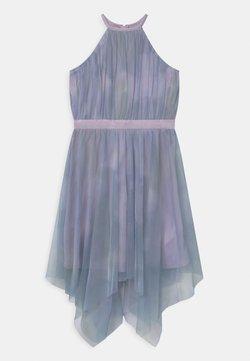 Anaya with love - HIGH NECK HANKY HEM - Cocktailkleid/festliches Kleid - blue watercolour