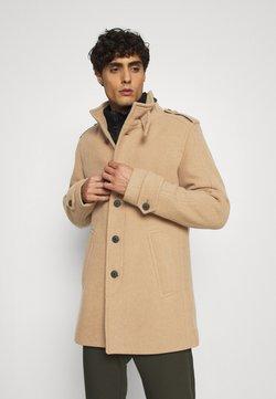 Selected Homme - SLHNOAH COAT - Classic coat - camel