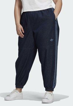adidas Originals - DENIM TRACKPANT - Jogginghose - blue