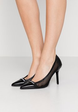 KARL LAGERFELD - MANOIR COURT  - High Heel Pumps - black