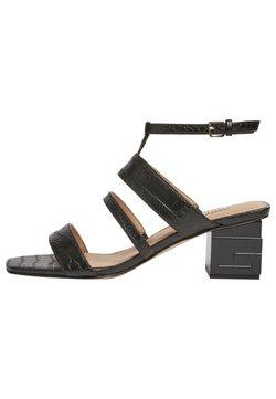 Guess - Sandales - schwarz