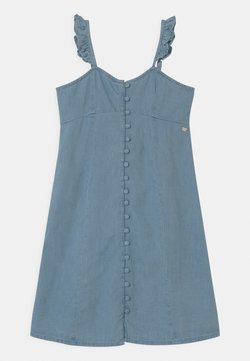Tiffosi - ADALINE - Jeanskleid - light blue