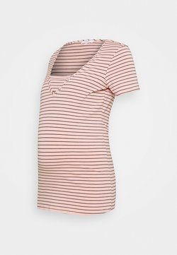 Noppies - DILLON - T-Shirt print - rose tan