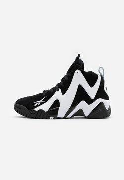 Reebok Classic - KAMIKAZE II - Sneaker high - white/panton/black