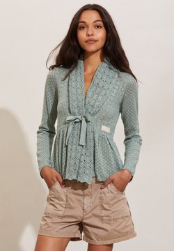 Odd Molly - CAN-CAN - Cardigan - washed cargo
