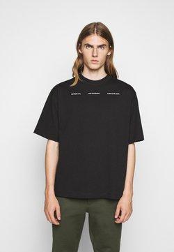 Holzweiler - RANGER PRINT TEE - T-shirt print - black