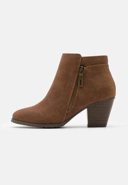 Wallis - ARABELLA - Boots à talons - tan